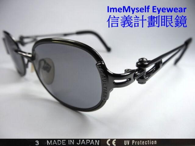 Jean Paul Gaultier 56-0005 vintage frames Rx prescription eyeglasses sunglasses