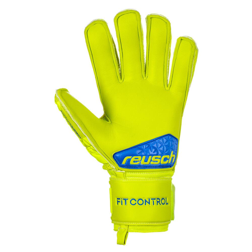 Handschuhe Torhüter Reusch passen passen passen Steuerung SG Extra Finger Unterstützung 73117c