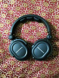 4ee6832bf37 Monoprice Premium Hi-Fi DJ Style Over the Ear Professional ...
