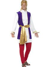 Smiffy's Arabian Prince Aladdin Bollywood Adult Men's Costume Size Medium