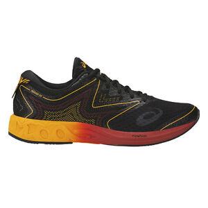 Asics Uomo Nero Gel Noosa FF Scarpe Da Ginnastica Corsa Stringate Sport Sneakers