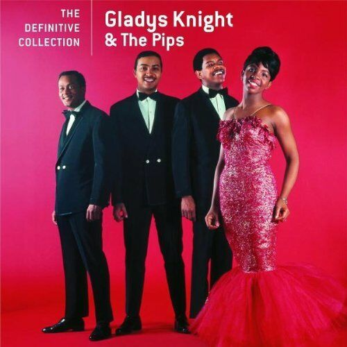 1 of 1 - GLADYS KNIGHT & THE PIPS Definitive Collection 18-track CD NEW/SEALED Motown