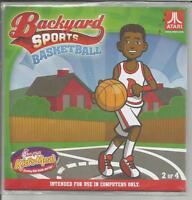 2012 Backyard Sportsbasketballchick Fil Afactory Sealedfree Shipping Usa