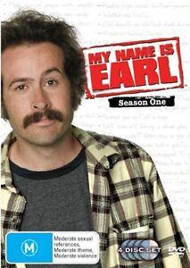 My-Name-Is-Earl-Season-1-DVD-2006-4-Disc-Set-n237-Ex-REntal