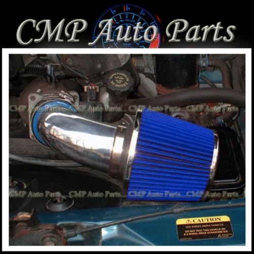 BLUE 1996-2005 CHEVY ASTRO VAN GMC SAFARI 4.3 4.3L V6 AIR INTAKE KIT