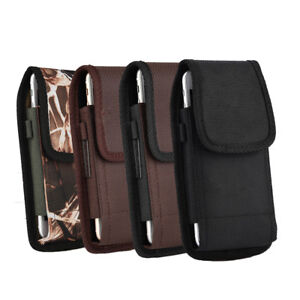 cheap for discount 72414 8b6be Details about For Apple iPhone 8/8 Plus/ XS Rugged Belt Clip Holster Pouch  Carrying Case Cover