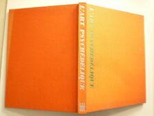 L'ART PSYCHEDELIQUE DE ROBERT MASTERS ET JEAN HOSUTON ED PONT ROYAL 1968
