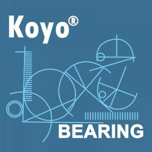 Koyo USA 6315 2RDTC3 GXM KOY Ball Bearing 160 mm Outer Diameter 6.2992 Width 6.2992 Width Koyo Corporation of USA 75 mm Bore Size