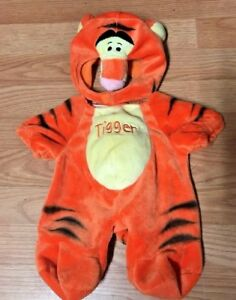 Build A Bear Disney Tiger Outfit Costume