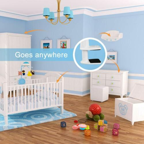 Universal Baby Video Camera Phone Holder Monitor Mount Stand Safe Strap Cot