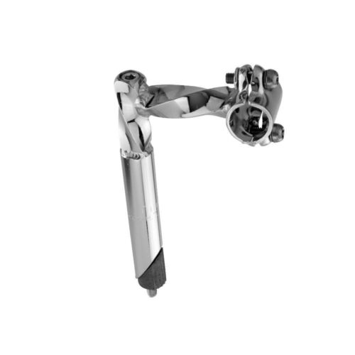 """*IN STOCK* BICYCLE STEM  ALL TWISTED 20/""""  LOWRIDER  AND OTHERS  22.2 CHROME NEW"""