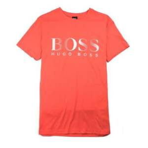 fcd1a0ee Image is loading Hugo-Boss-UV-Protection-Men-039-s-T-Shirt-