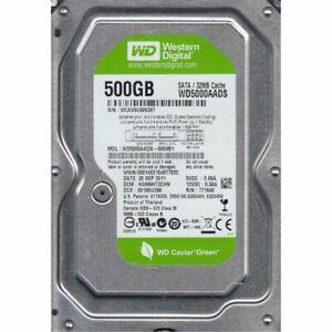 Western Digital WD Caviar Green Hard Drive 500GB SATA HDD