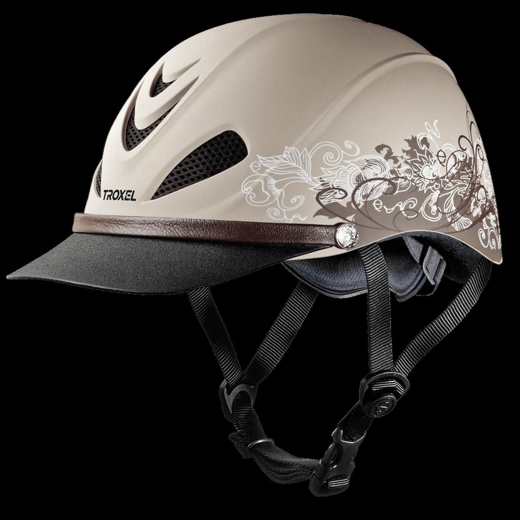 Troxel Traildust Dakota Maximum Belüftet Helm Alle Terrains Western Reiten