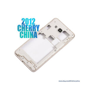 Middle-Frame-Housing-For-Samsung-Galaxy-On5-SM-G550T1-S550TL-G550T-5-039-039-Silver