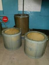 Aget Mistkop Dust Collector Filters Lot Of 3