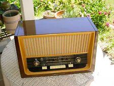 BEAUTIFUL GERMAN TELEFUNKEN VERDI RADIO, RESTORED ELECTRONICS V-NICE! LIKE OPUS
