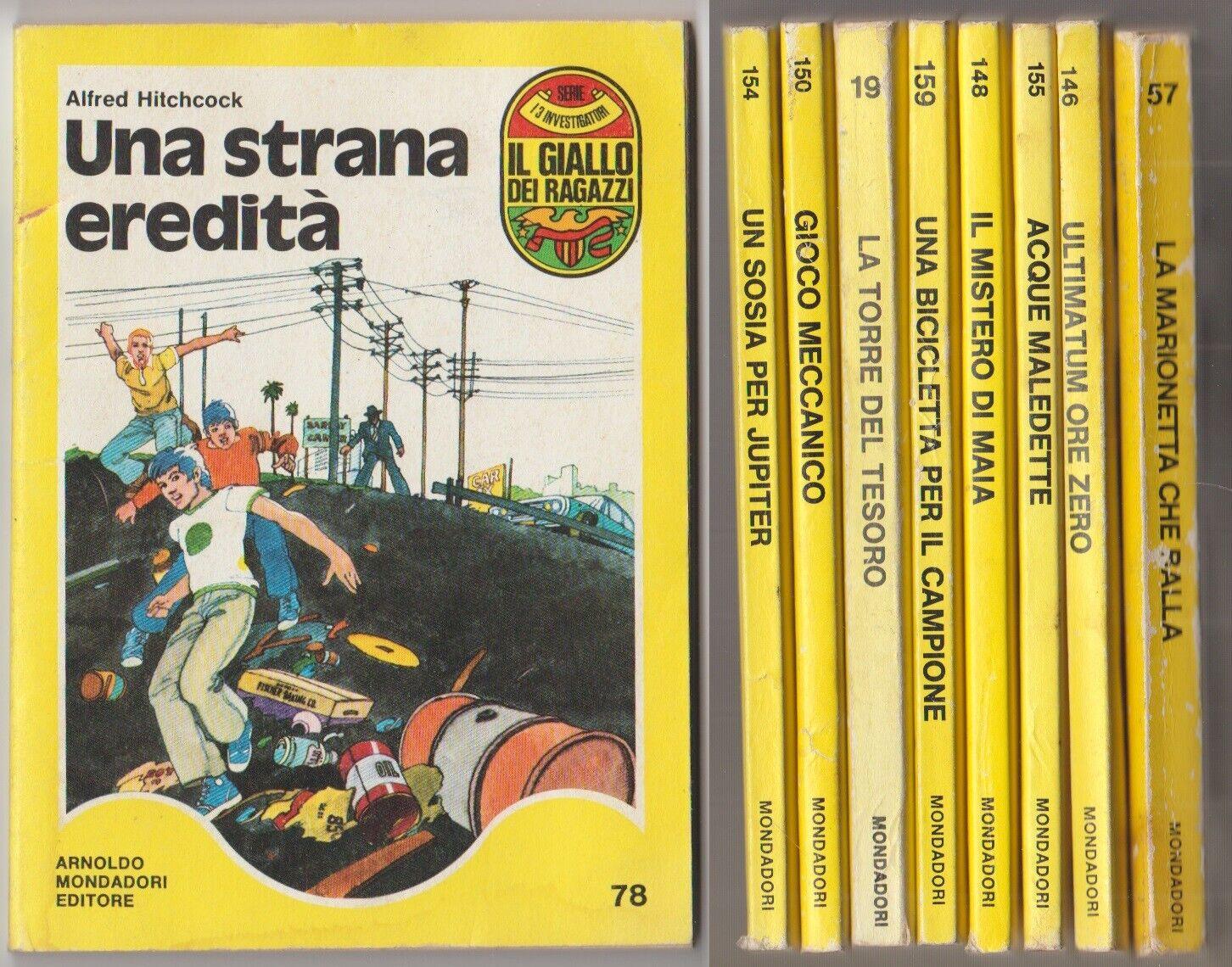 Lotto Grandi premi della letteratura italiana (11 voll.)