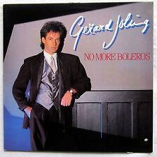 "12"" Vinyl GERARD JOLING - No More Boleros"