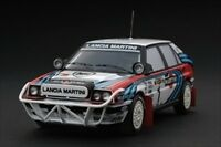Lancia Delta Hf Integrale 16v 1 1991 Rally Safari Team martini 1/43 Hpi 8277
