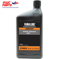 Yamaha Yamalube Gear Lube For Lower Unit Gearcase Outboard Acc-gearl-ub-qt