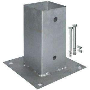 Aufschraubhuelsen-7x7-cm-4-er-Set-Pfostentraeger-mit-Schrauben