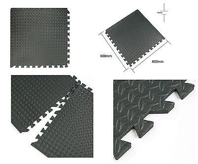 Interlocking Eva Mat Jigsaw Floor Tiles Foam Play Mat Gym Garage