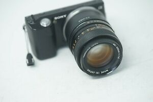 SONY-E-MOUNT-PENTAX-ADAPTED-50MM-F1-4-YASHICA-PRIME-LENS-ALL-A7-NEX-A6000