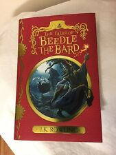 The Tales of Beedle and the Bard 2017 Hogwarts Lib Book UK Ed HardCov Closeout!