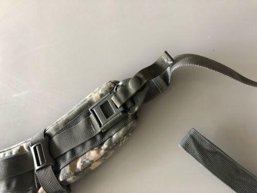 US ARMY MOLLE II Enhanced Shoulder Straps ACU Tragegeschirr Rucksack Frame