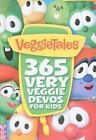 Big Idea Books / VeggieTales: 365 Very Veggie Devos for Kids by Big Idea (2009, Paperback)