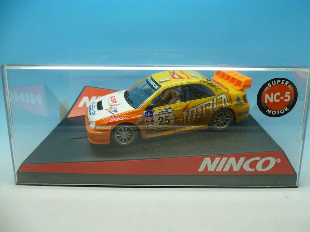 Ninco 50346 Subaru Imola Barro, mint unused