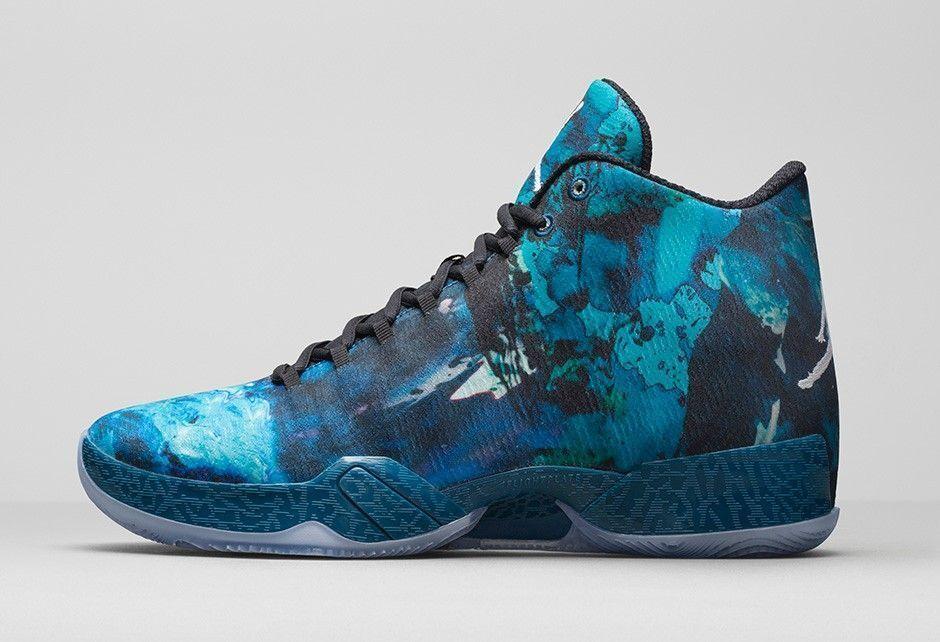 Nike Air Jordan 29 XX9 Year of The sz 16. Water QS.all star bred bhm photo