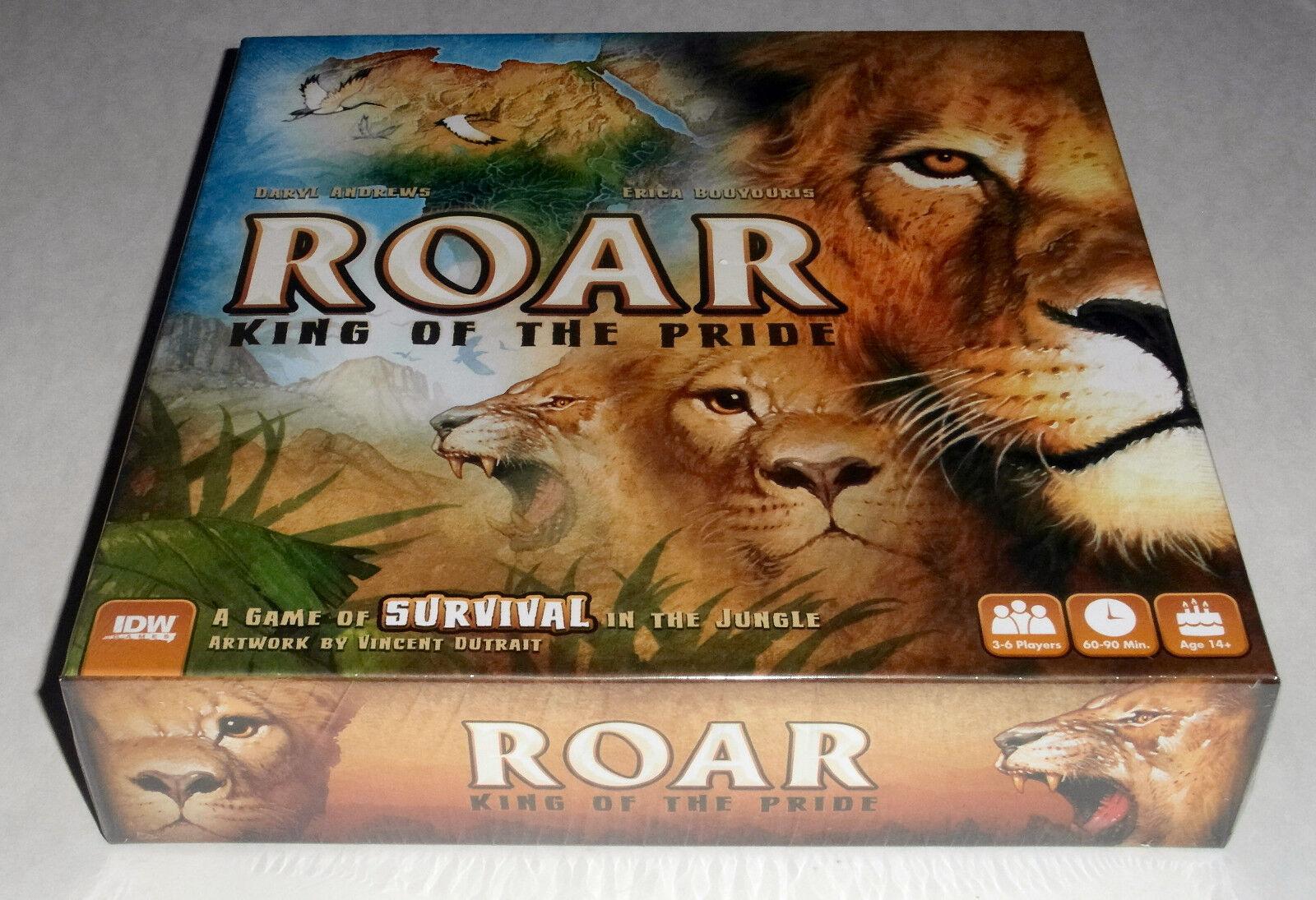 Roar  King of the Pride -  IDW Games - 2018