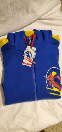 L XL Polo Ralph Lauren Downhill Ski Hoodie Zip Polo USA Size M XXL