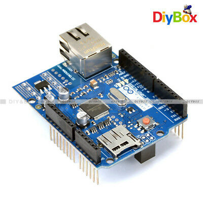 Ethernet Shield WizNet W5100 R3 Network Lan Board for Arduino UNO Mega 2560 Duem