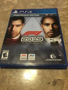 F1-2019-Anniversary-Edition-Sony-PlayStation-4-PS4-Fast-Free-Shipping