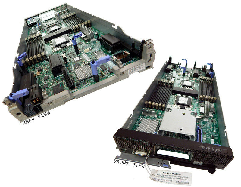 IBM 2585 x220 Compute Node System Board New 46W4392 W Tray No CPU and no Memory