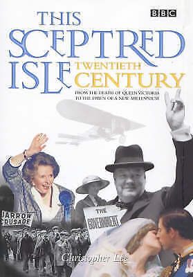 """AS NEW"" This Sceptred Isle Vol 2: The Twentieth Century, Lee, Christopher, Book"