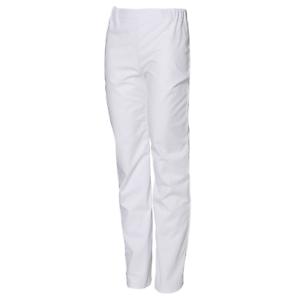 uvex Whitewear 248 Damen Arbeitshose Frauen-Bundhose weiß Workwear Gr 36-54