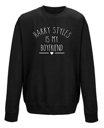 Harry Styles Is My Boyfriend Unisex Sweatshirt Jumper