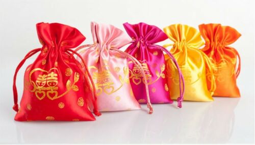 Favor Candy Bag Box Wraps Rope Gift Box Favour Wedding Party Decor Snack Bags
