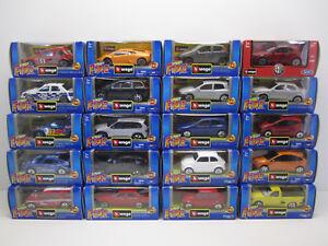 1-43-modelli-assortiti-Street-Fire-BBurago-NEW-MIB-Stradali-e-Rally-Burago