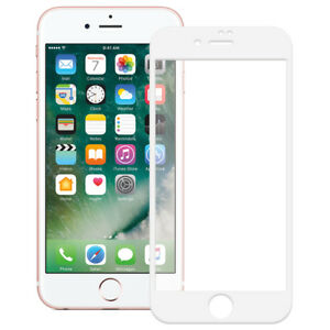 iPhone-8-Screen-Protector-Premium-Color-9H-Tempered-Glass-White