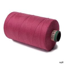 Amann 100% Polyester Core-Spun Sewing Thread  Sabac 80 1000M Color 1438 Durable