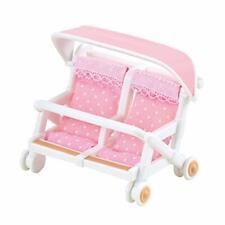 Sylvanian Families Baby Stroller SET KA-206 Epoch japan NEW