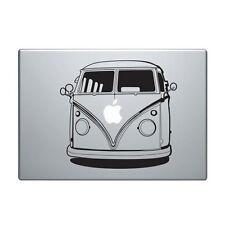 "Macbook Aufkleber Sticker Decal skin Air Pro 11"" 13"" 15"" VW bulli camper bus"