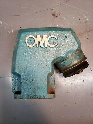 """Sierra OMC Marine Exhaust Riser Elbow Cobra V8 3.5/"""" 909863 909218 982680 18-1921"""