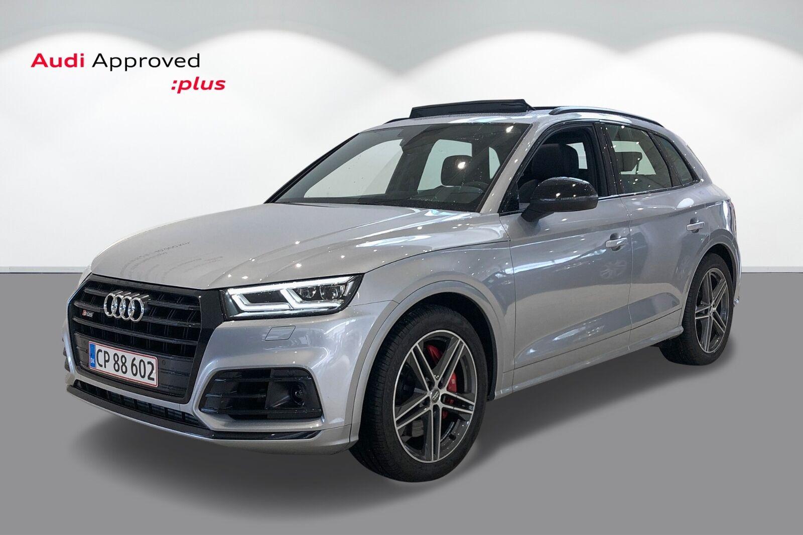 Audi SQ5 3,0 TDi quattro Tiptr. 5d - 6.795 kr.