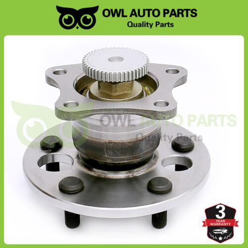 Rear Wheel Bearing & Hub for Toyota Camry Avalon Solara & Lexus ...